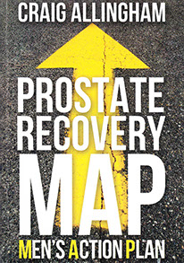 This 5 Stage Recovery Plan provides a clear, effective and workable program that makes prostrate surgery worthwhile.