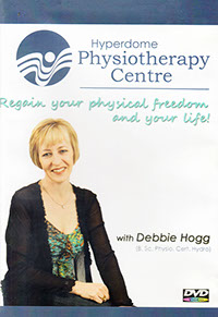 Watch as Debbie Hogg demonstrates some simple yet effective exercises you can do at home or gym to regain physical freedom.