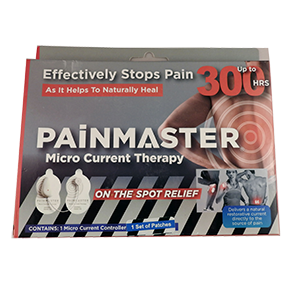 PainMaster is a unique micro current technology that gently stimulates injured tissue, activating the body's natural healing process.