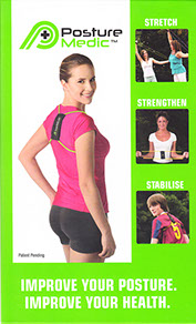 Improve Your Posture, Improve Your Health. Release tense muscles to improve posture and range of motion.