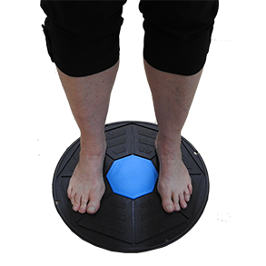 The Wobble Board helps to improve balance, coordination and core stability in all ages.